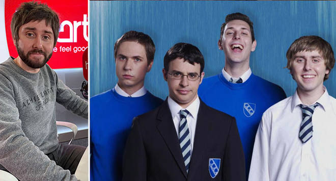 James Buckley claims there will be no new episodes of The Inbetweeners