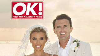 Billie Faiers and Greg Shepherd tied the knot in the Maldives