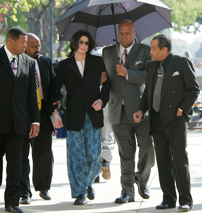 Michael Jackson first faced allegations in 1993, then went to court again in 2005