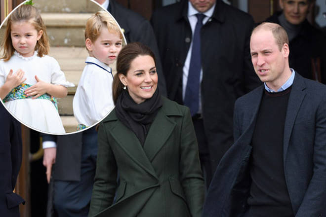 Kate Middleton and Prince William do not let their children play with this toy