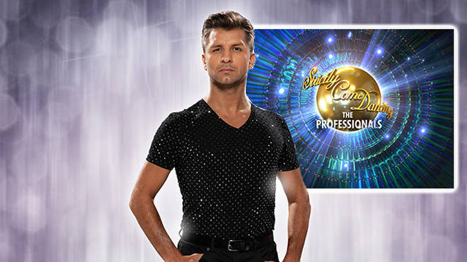 Pasha Kovalev will be on this year's Strictly Come Dancing tour