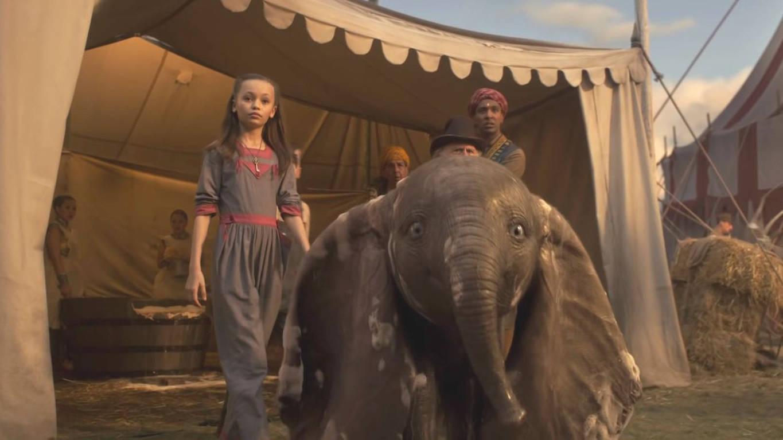 Dumbo 2019 Uk Release Date Trailer And Cast Of Tim Burton S Disney Reboot Revealed Heart