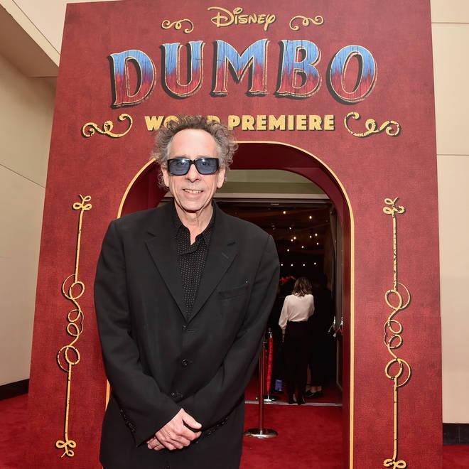 Tim Burton directed the remake of Dumbo