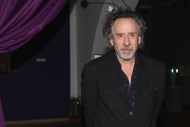 Tim Burton is the director of Dumbo, James and the Giant Peach and Sweeney Todd