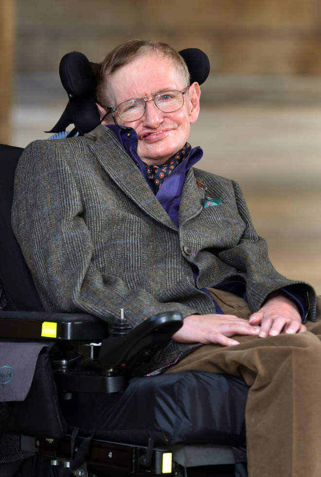 Stephen Hawking has been featured on a new 50p coin