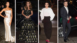 Vote for your favourite look from the Portrait Gala 2019