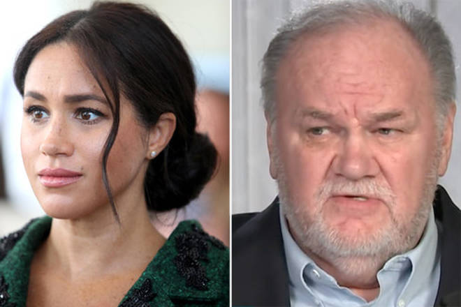 Meghan Markle is considering extending the olive branch to her estranged father