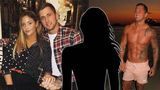 Dan Osborne has been accused of kissing another woman behind Jacqueline Jossa's back