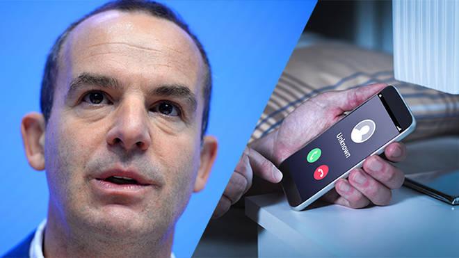 Martin Lewis has warned against fraudsters pretending to be HMRC