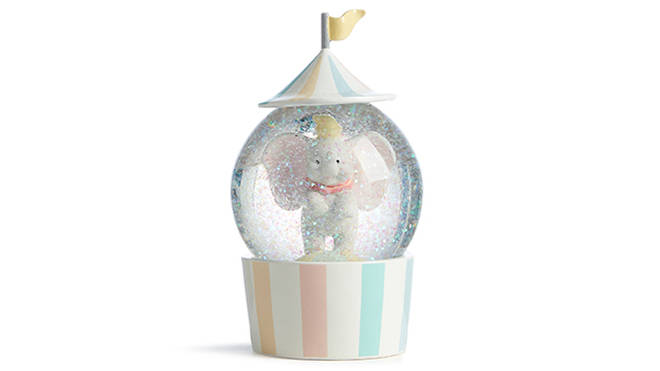 This snow globe would look lovely in a nursery