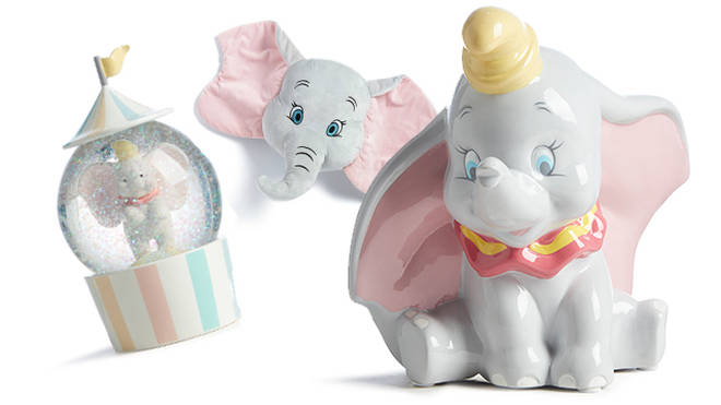 Dumbo combined with homeware? Take all our money!