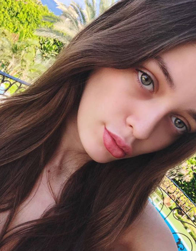 Felicite Tomlinson was a 18-year-old influencer