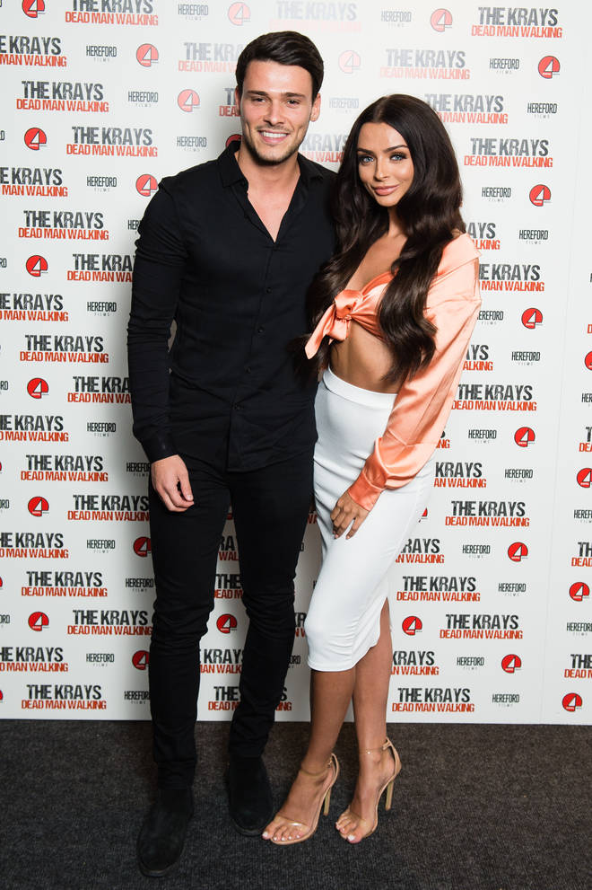 Myles Barnett and his girlfriend Kady McDermott were among those axed from TOWIE