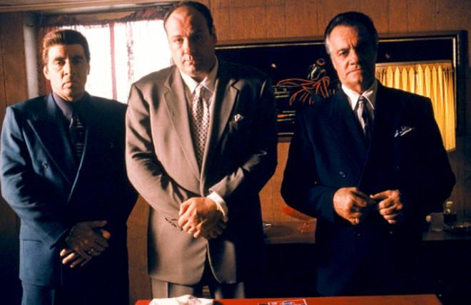 Sopranos TV still