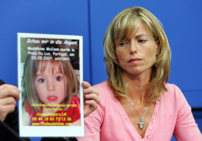 The 48 questions that Kate McCann refused to answer during the investigation