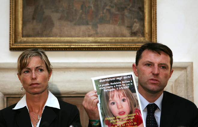 Kate and Gerry McCann became 'arguido' or 'people of interest' in the investigation