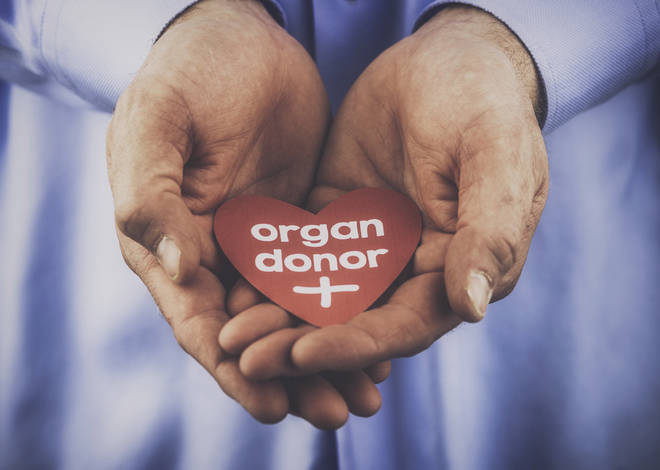 Next year everyone will become an organ donor unless they decide to opt out