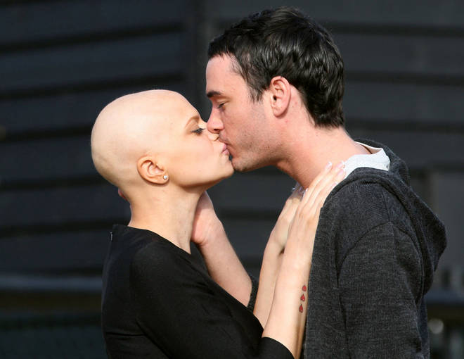 Jack Tweed and Jade Goody tied the knot in 2009