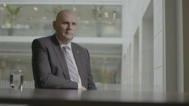 Jim Gamble appears in the Netflix documentary on Madeline McCann's dissapearance
