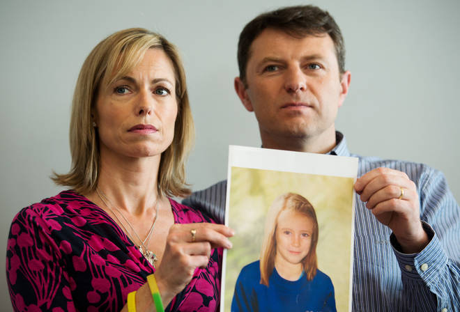 Kate and Gerry McCann continue to raise awareness about Madeline's disappearance