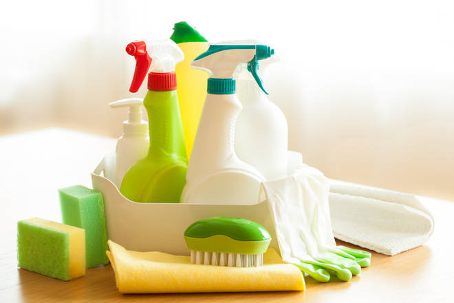 Where to buy eco-friendly cleaning products in the UK