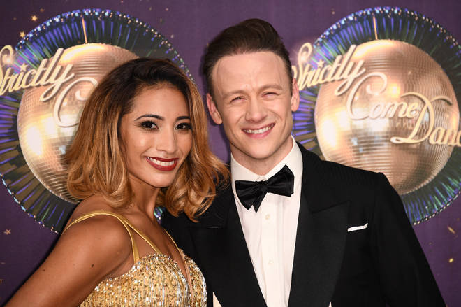 Karen Clifton shot to fame on Strictly with ex-husband Kevin