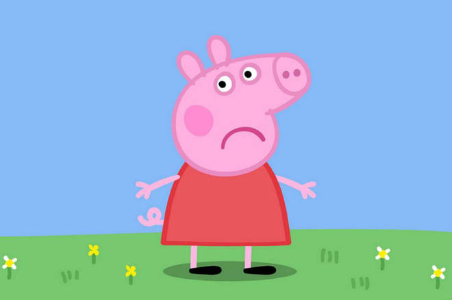 Peppa Pig has been slammed for being 'sexist'
