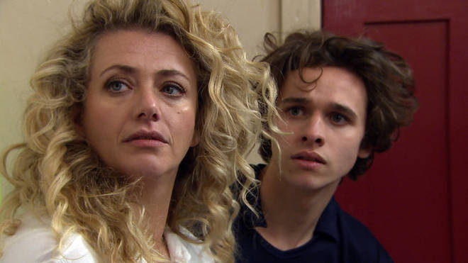Maya has been grooming her boyfriend's stepson Jacob on the soap