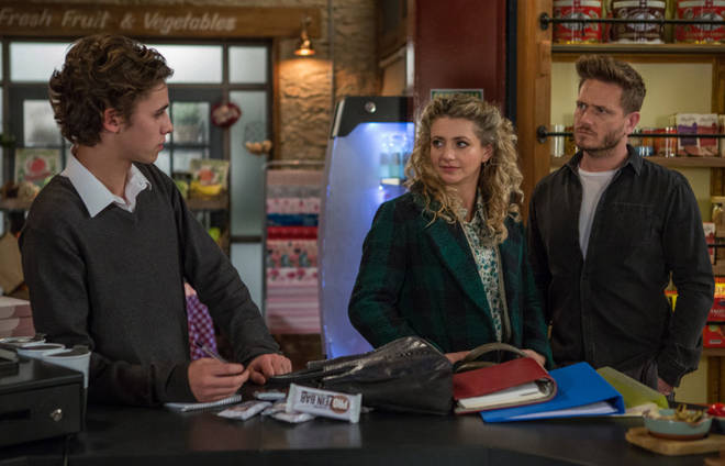 David has been at the centre of the Emmerdale grooming storyline