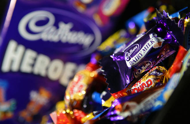 Cadbury's Heroes will now feature NINE delicious flavours