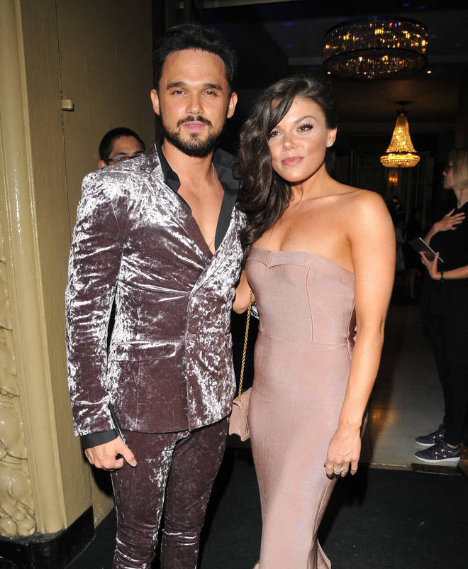 Gareth Gates is engaged to Corrie star Faye Brookes