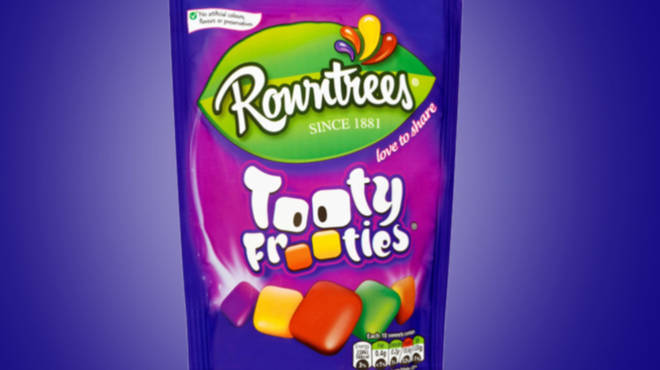 Nestlé AXES Tooty Frooties as Rowntree's gets an overhaul