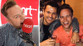 Olly Murs can do a VERY good impression of Mark Wright