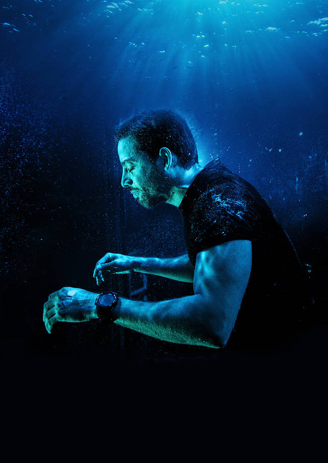 For the first time ever, David Blaine is touring the UK and Ireland