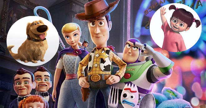 Toy Story fans have spotted some familiar faces in the latest trailer