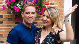 Simon Thomas' wife Gemma died from cancer in November 2017