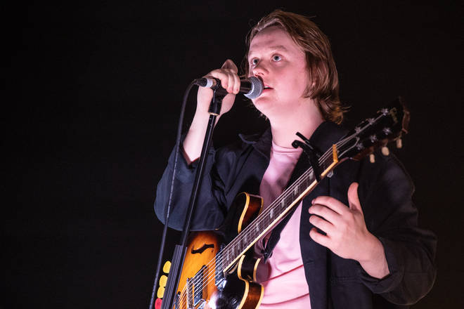 Lewis Capaldi is also performing on this week's show