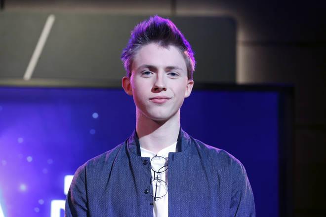 Eliot will represent Belgium with track 'Wake Up'