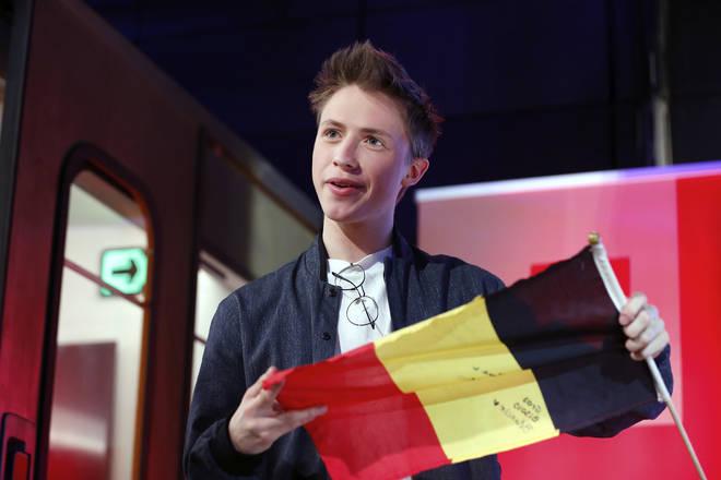 Eliot Vassamillet will represent Belgium in Tel Aviv for Eurovision 2019