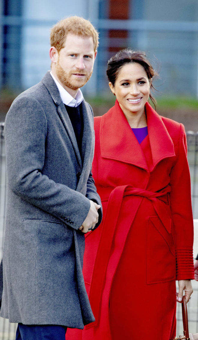 Meghan Markle and Prince Harry have reportedly spent £150,000 on their baby's nursery