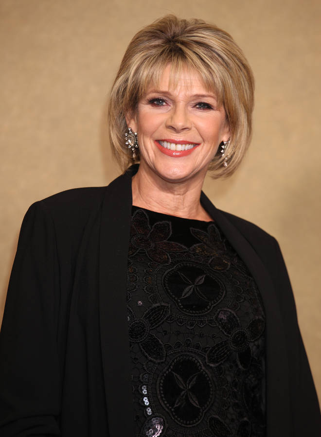 Ruth Langsford made it clear her name had been used without her permission