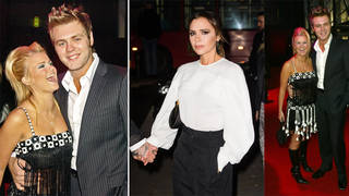Kerry Katona received a supportive call from Victoria Beckham following her 2004 split from Brian McFadden