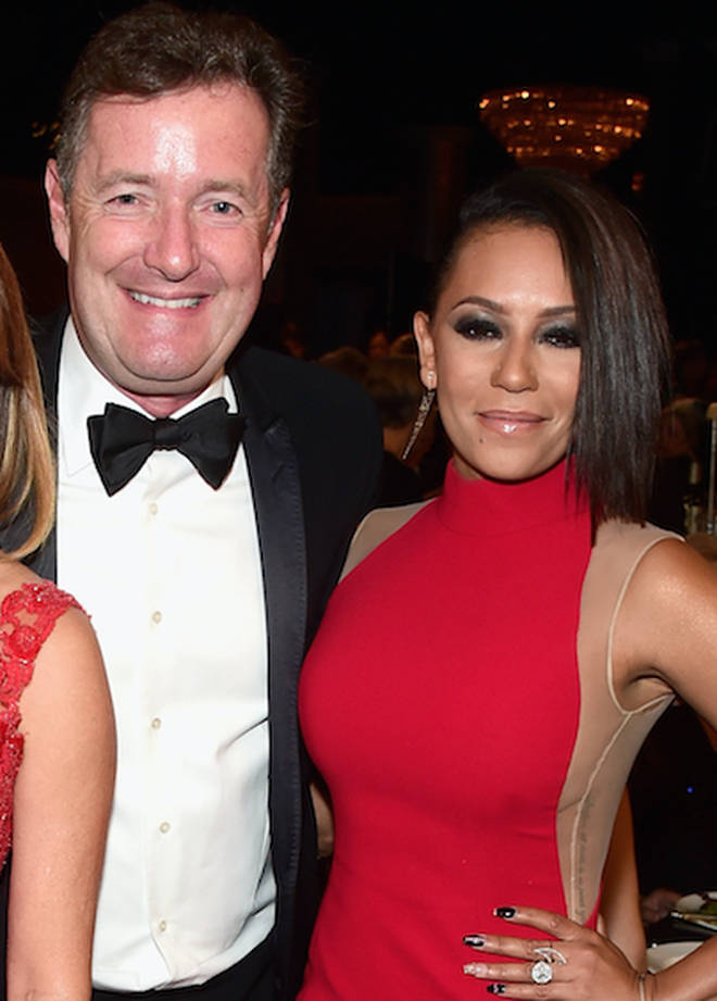 Piers Morgan's Life Stories with Mel B will air later this year