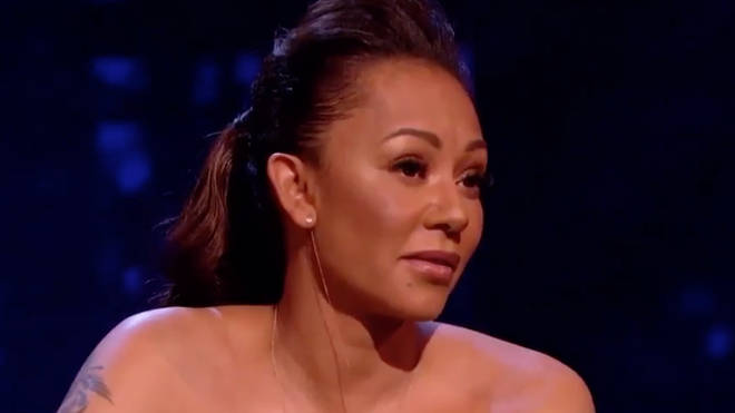 Mel B confessed she had slept with Geri during the earlier days of Spice Girls