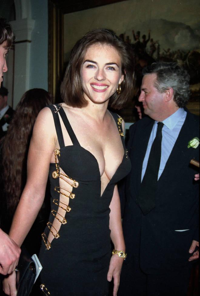 Elizabeth Hurley in 1994