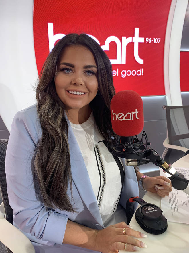 Scarlett Moffatt spoke out about Strictly rumours