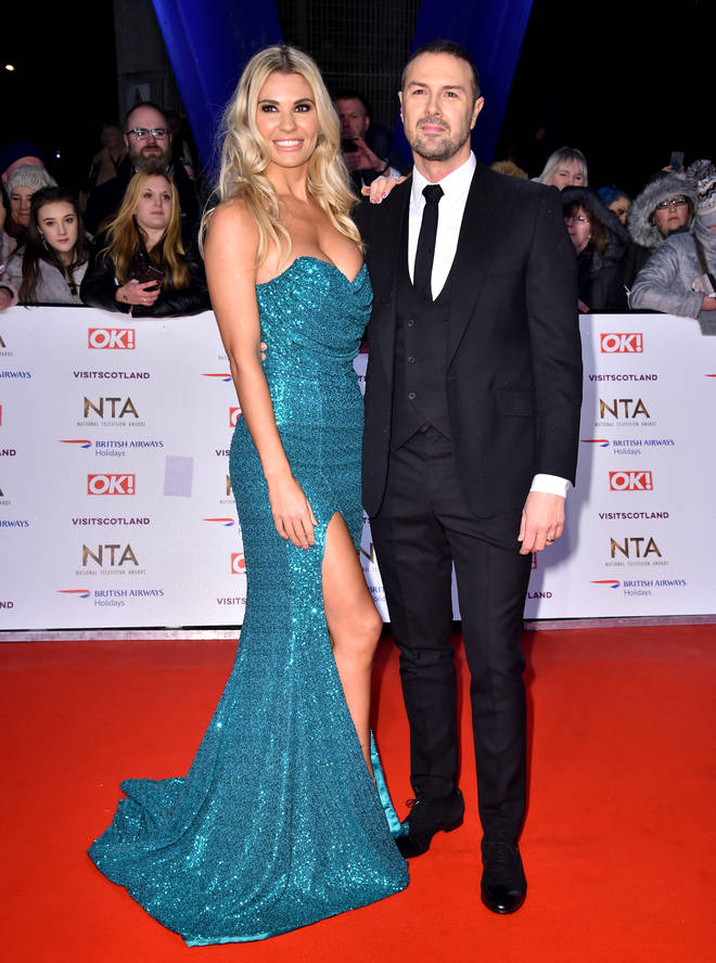 Christine McGuinness is left feeling like a single parents because of husband Paddy's hectic work schedule