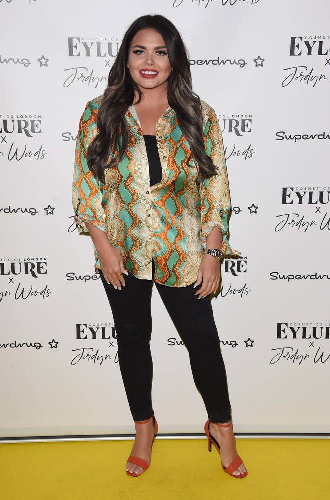 Scarlett Moffatt had fans in a frenzy with a Strictly-themed Instagram post