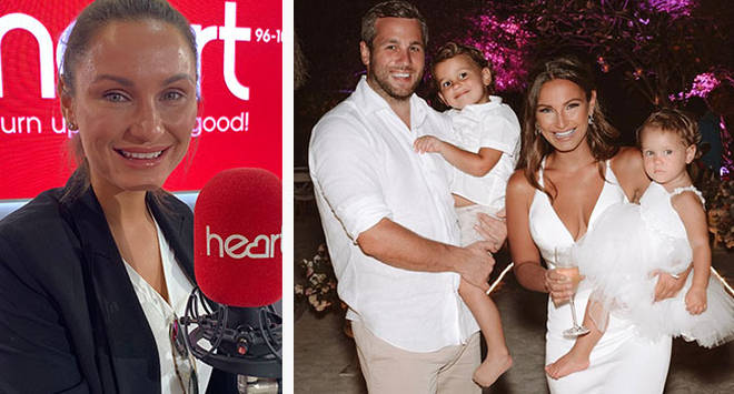 Sam Faiers shared her plans for her own dream wedding