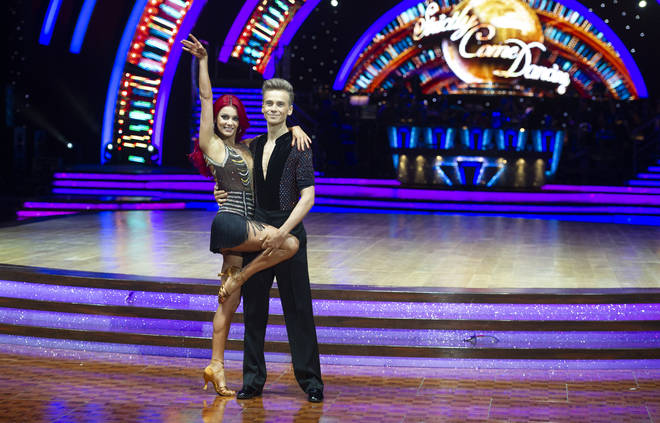 Joe Sugg stormed to the final on the 2018 series of Strictly Come Dancing